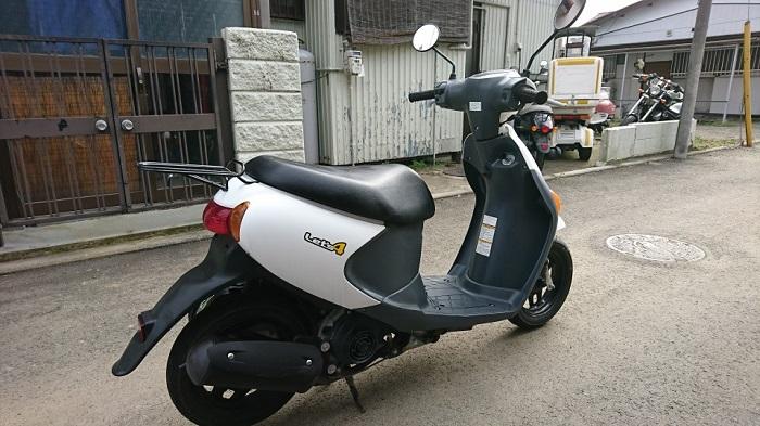原付の廃車手続き方法(排気量125cc以下のバイク)