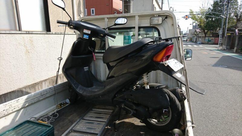 川崎区|原付バイクのお得な廃車方法について-費用0円での廃車