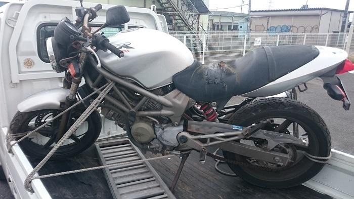 川崎市|書類紛失バイク買取り、無料廃車手続き・費用0円