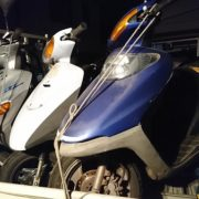 高津区バイク買取、スペーシー100
