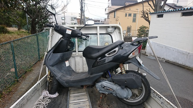 宮前区バイク買取、ZZ