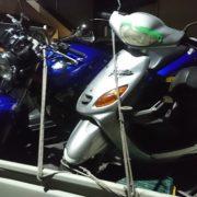 多摩区バイク買取、アクシス100