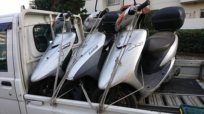 麻生区バイク買取、ヤマハJOG