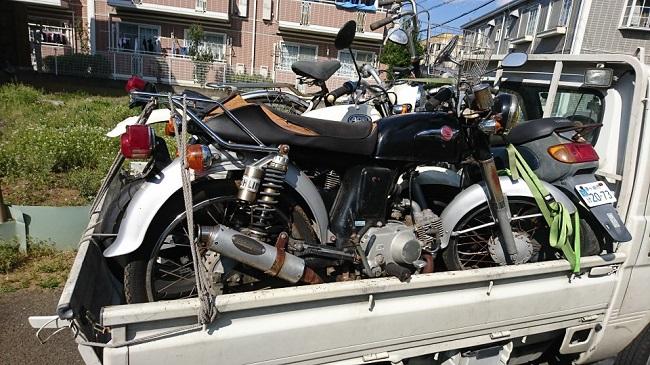 宮前区バイク買取、ベンリー