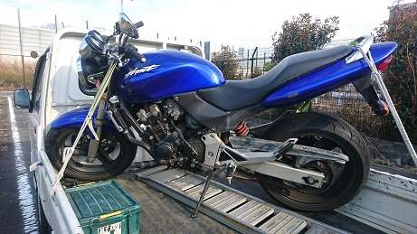 軽二輪の廃車手続き方法(排気量125cc~250ccのバイク)